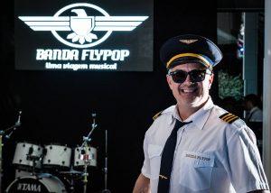 Fê Siqueira - Tecladista Banda Flypop